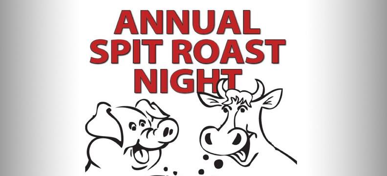 Malvern Lacrosse Annual Spit Roast Night