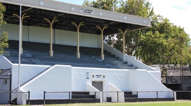 Frank Lansbury Pavilion - Malvern Lacrosse Clubrooms