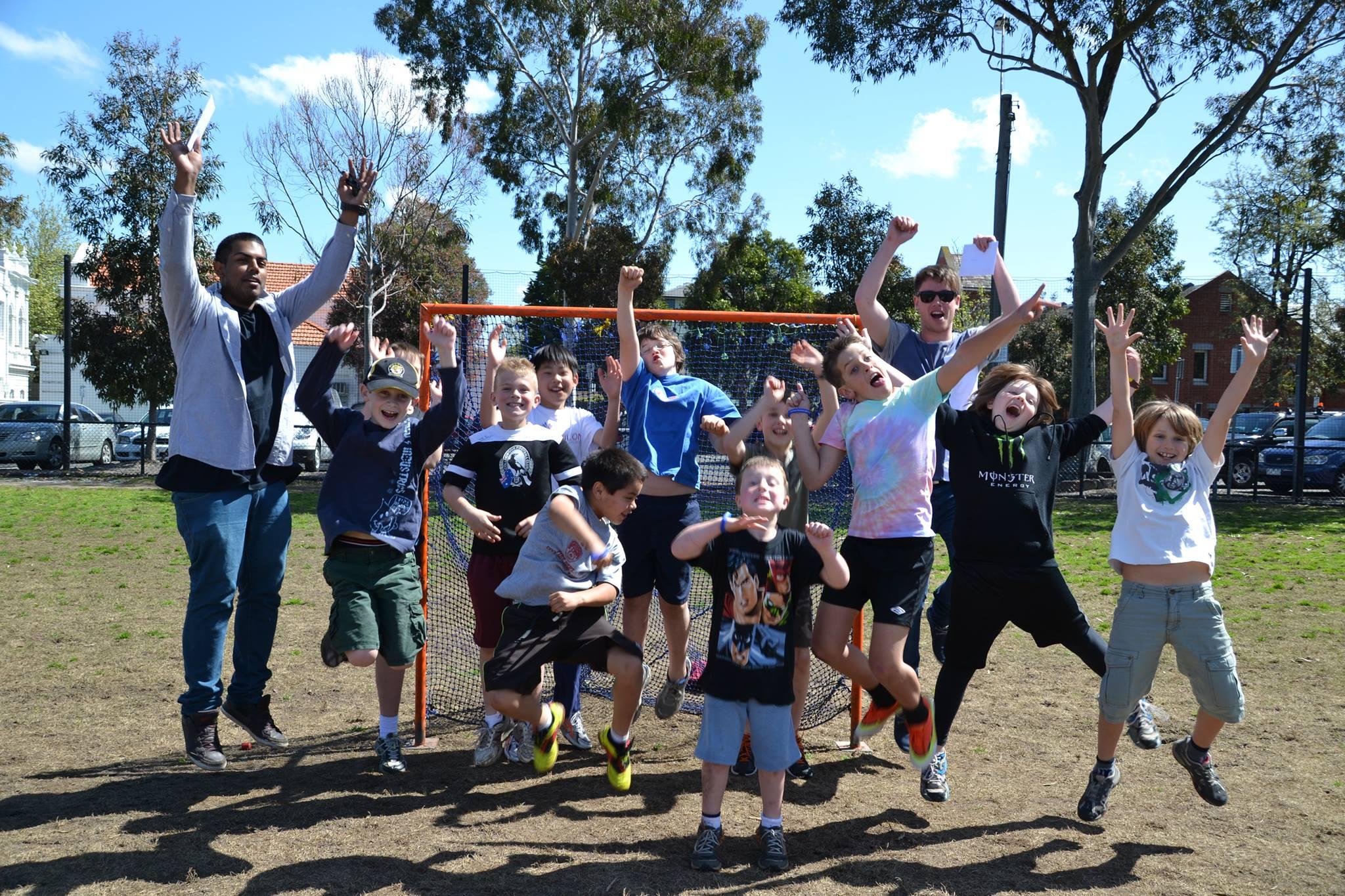 Malvern Lacrosse Juniors